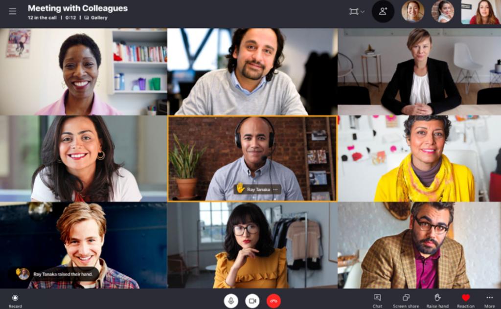 Skype: En Kolay Ekran Paylaşımı Uygulaması