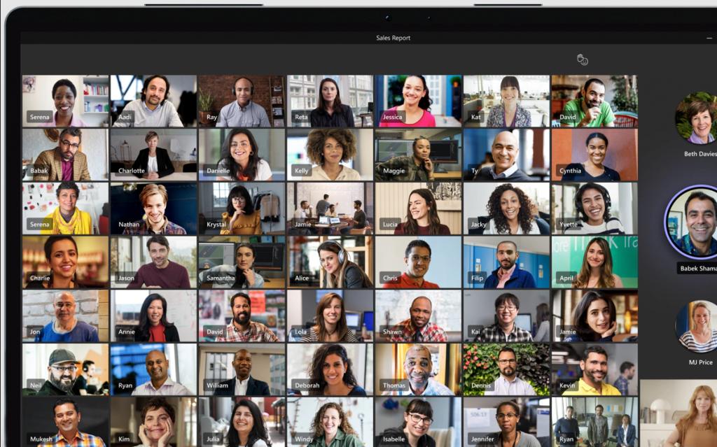 Microsoft Teams: Ekipler için En İyi Ekran Paylaşımı