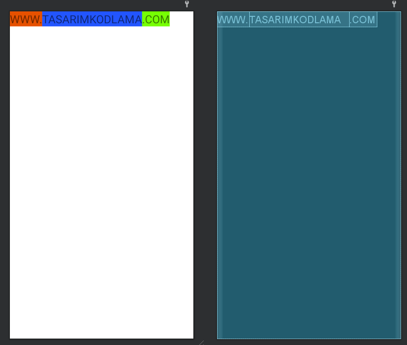 Android Horizontal LinearLayout